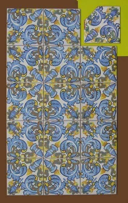 Catalogo de azulejos de ceramica murales de cer mica for Catalogo de azulejos